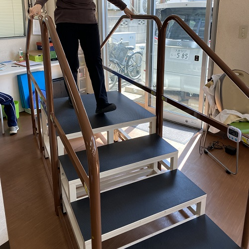 階段昇降訓練