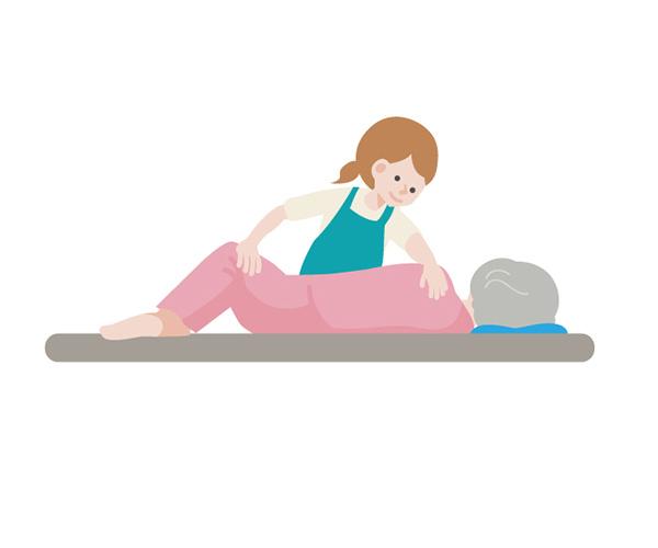 床ずれの処置や予防法の提案