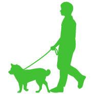 ペットの散歩代行