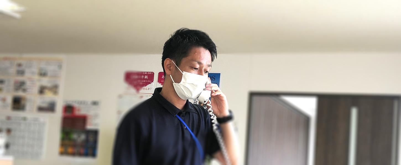 NAGABORI YUU 訪問看護管理者勤務