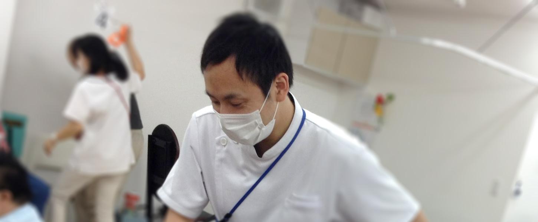 TAKEUCHI KATSUNOBU デイサービス勤務 / フランチャイズ本部