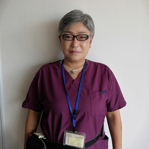 コンパス訪問看護大宮西口のスタッフからのご挨拶